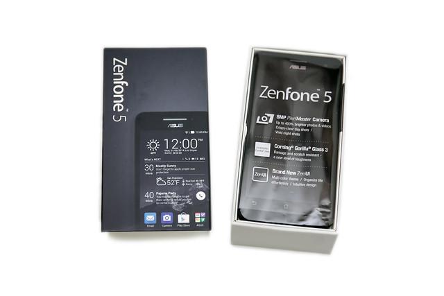 [華碩 ZenFone 系列] ASUS ZenFone 5 / 6 評測 (1) 開箱介紹 – 返樸歸真的進化 (更新) @3C 達人廖阿輝