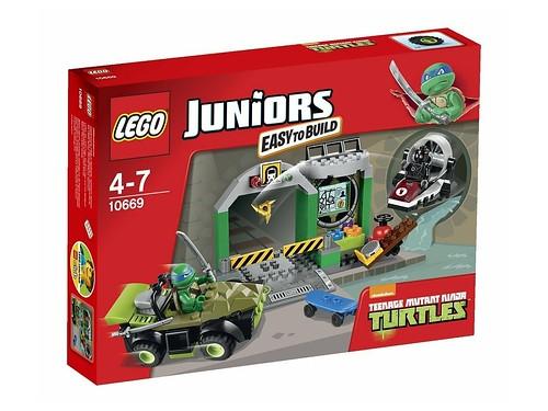 10669 Turtle's Lair BOX
