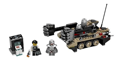 LEGO Ultra Agents 70161