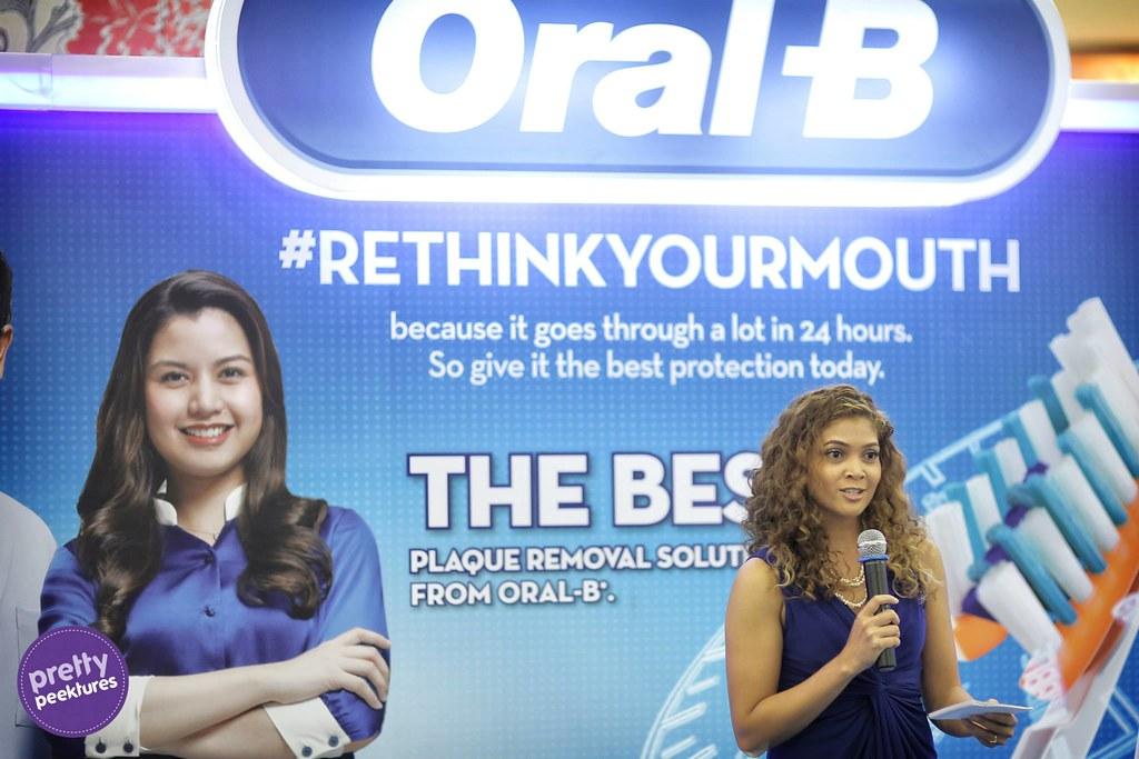 Lisa Surihani Jadi Duta Produk Penjagaan Gigi ORAL-B