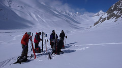 Jezioro Oberaar - zakładamy foki