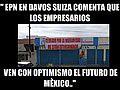 Peña Nieto es optimista