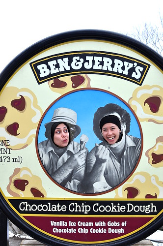 Ben & Jerry's Ice Cream Factory - Waterbury, Vermont