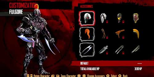 Killer Instinct: Fulgore DLC achievements and update released along with story mode