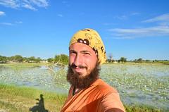 Swamps near Okahao