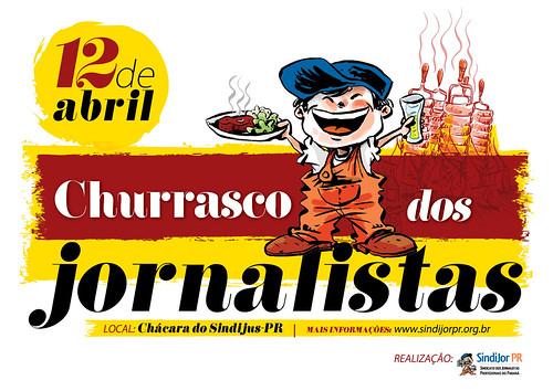 13º Churrasco dos Jornalistas e a 5ª Copa Jacquet Sindijor de Futsal