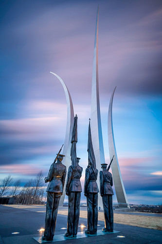 airforcememorial afmemorial washingtondc pentagon arlingtonvirginia dc sunset longexposure clouds ndfilter