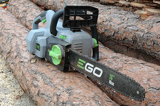 16-Inch EGO Chainsaw Review: Model CS1604