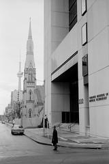 St. Patrick Street, Toronto, 1985