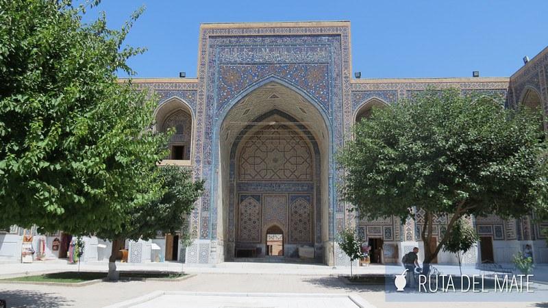 Samarcanda Uzbekistan (3)