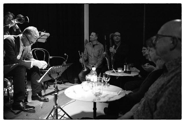 ICP Orchestra @ Vortex Jazz Club, London, 28th March 2017