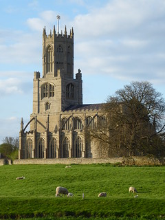 Fotheringhay, St Mary and All Saints