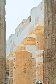 Afbeelding van Acropolis in de buurt van Athene. acropolis athens greece xss athina attica gr cfpti17