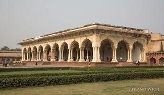 Agra - Inside Red Fort