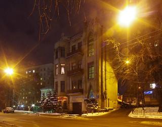 Moscow Basmanny_District Baumanskaja ulitsa 23