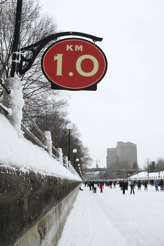 Ice Skating Ottawa