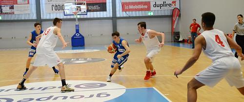 Grande Finale Fribourg Académie U16m -  Swiss Central Basket 11