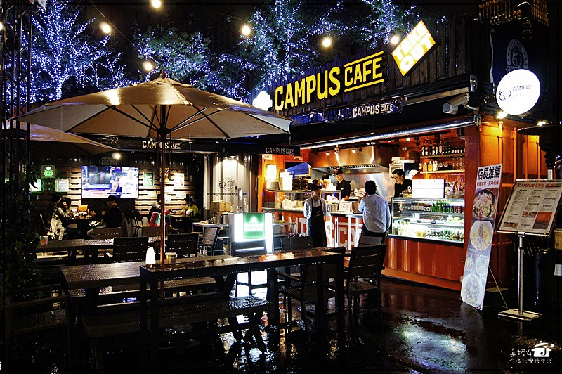 Campus Cafe 信義店