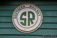 Southern Railway Boxcar | Oaklawn Garden | Germantown, Tennessee