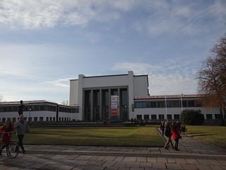 Deutsches Hygiene Museum in der Seevorstadt Dresden 00401
