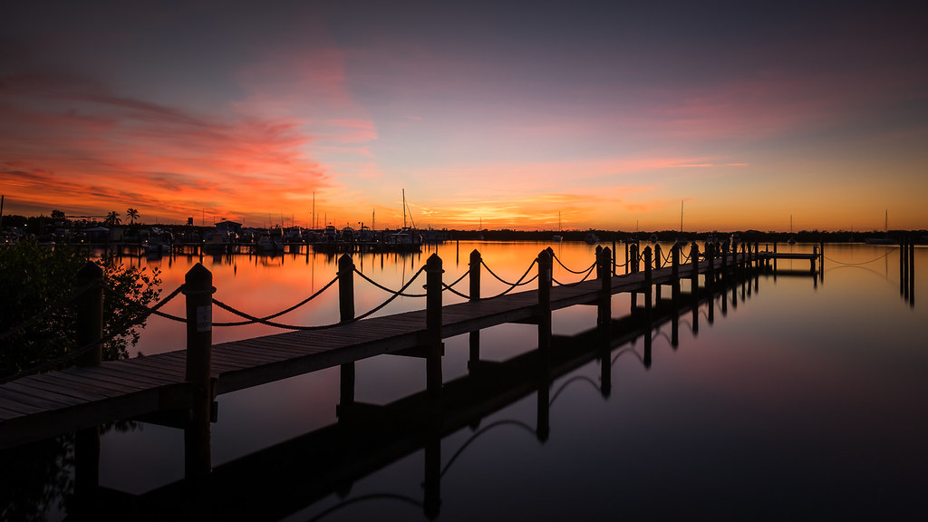 Key Largo sunset - Florida, United States - Travel photography