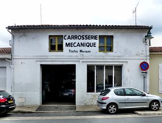 Margaux - Garage