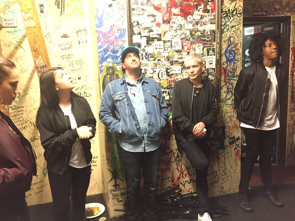 Avs Band Pic