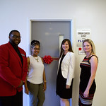 Fluor Engineering Career Closet Ribbon Cutting