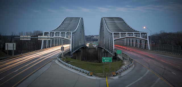 Missouri River Bridge
