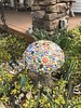 Janet Althoff.   Mosaic Fountain
