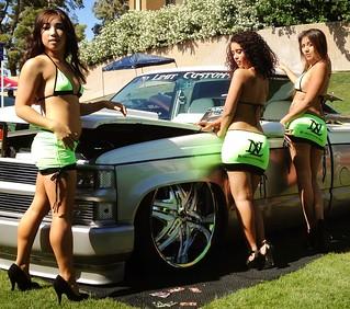 Lowrider Girls