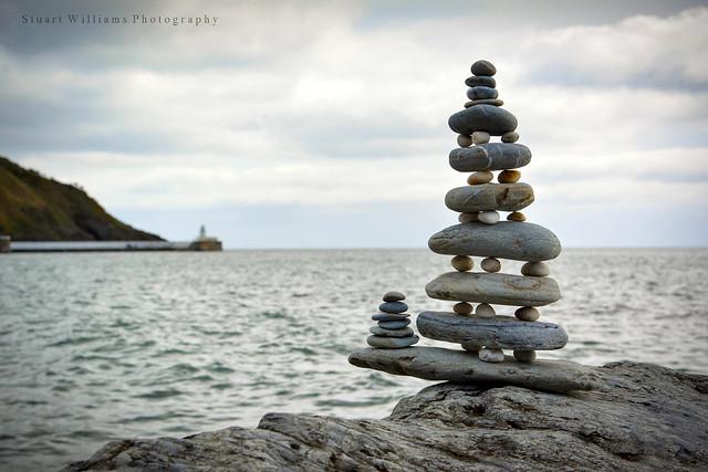 Laxey Beach, Nikon D5200, AF-S DX Nikkor 35mm f/1.8G