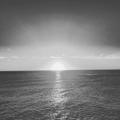 The perfect drop :sunny: #sunset #capetown #blackandwhite #noir #easter