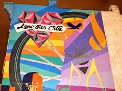 Love This City Mural, Denver