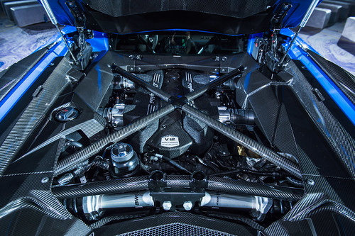 Lamborghini Aventador S新車發表會 (10)
