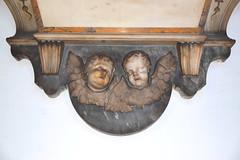 two sobbing cherubs