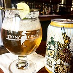 @stonycreekbeer Brunch On Easter! Thank You Stony Creek & Al For Everything! @rogueisland #beerbrunch #brunch #stonycreek #newengland #rogueisland #stonyjoe #foodie #foodies