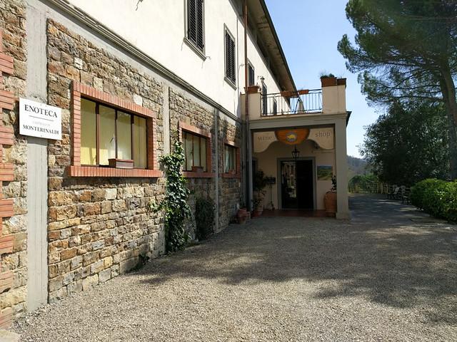 Castello di Monterinaldi