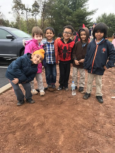 Earth Day at TEECS