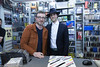 Maximo Park In Store Gig,Reflex Records, Newcastle upon Tyne,27th April 2017