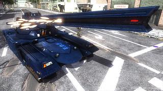 イプシロン重装甲レールガン