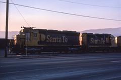Santa Fe SD40-2