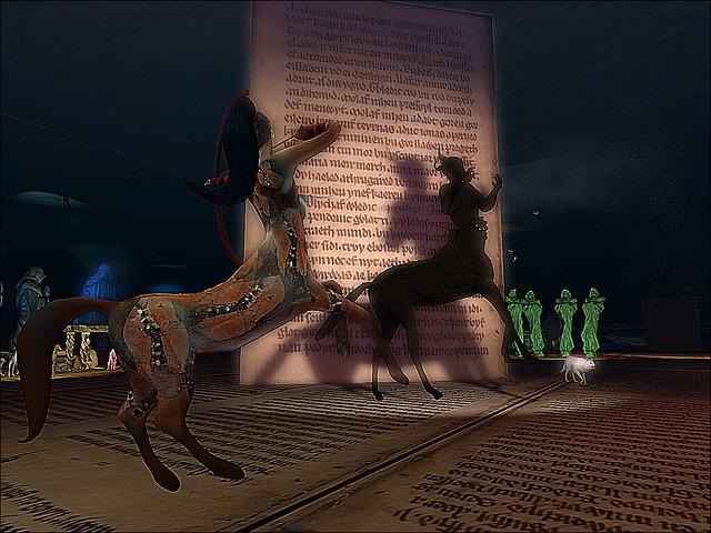 Preideu Anrim - Centaurs In Battle