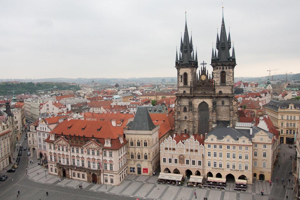 8756488637_fc1b6f713f_b Прага достопримечательности и история.