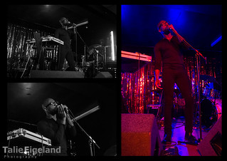Ghostpoet live @ Queen's Social Club Sheffield 2013