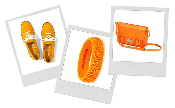 Orange Accessories