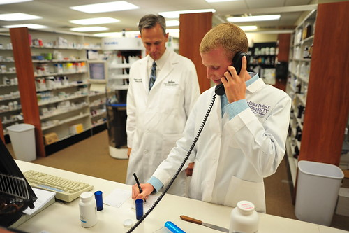 High Point University School of Pharmacy by HIGH POINT UNIVERSITY