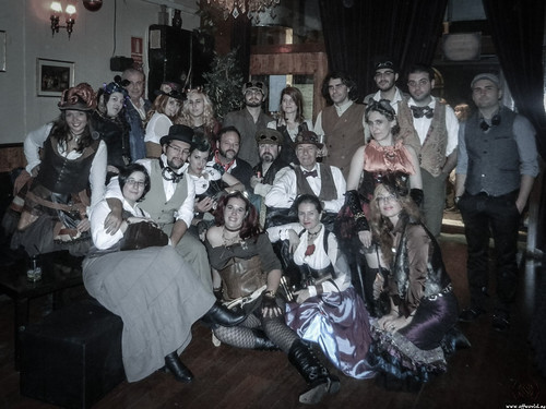 Big SteamPunk Reunion (I)