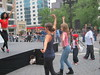 Free Zumba Class by Peridance - brought to you by the Union Square Partnership