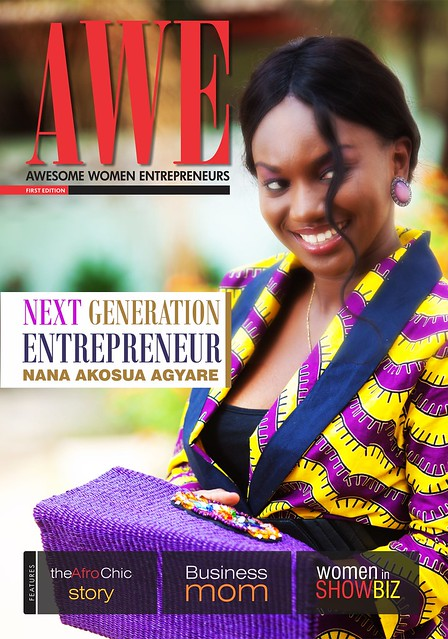 AWE Magazine Cover kuvs